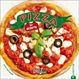 Pizza: Buch mit 30 Rezepten + Pizza-Roller