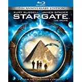 Stargate (15th Anniversary Edition) [Blu-ray]