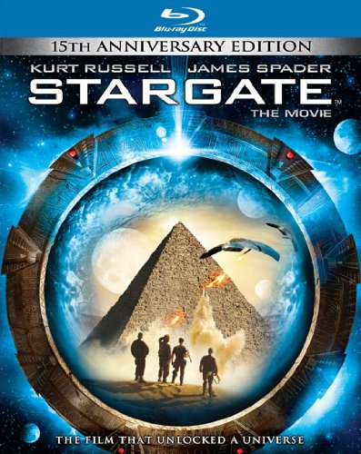 Stargate (15th Anniversary Edition) [Blu-ray] -