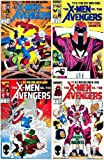 img - for X-Men vs Avengers #1-4 Complete Limited Series (Marvel Comics 1987 - 4 Comics) book / textbook / text book