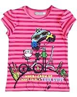 Bóboli - T-shirt - Col ras du cou - Manches courtes Fille