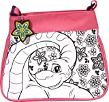 Wild Republic - Fashion Bag DIY Kit, diseño Dino, color rosa (10696)