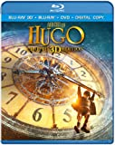 611IOanMVkL. SL160  Hugo (Three disc Combo: Blu ray 3D / Blu ray / DVD / Digital Copy) Reviews