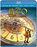 Hugo (Three-disc Combo: Blu-ray 3D / Blu-ray / DVD / Digital Copy)