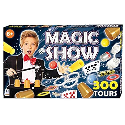 Superstar - Magic Show 300 Tours