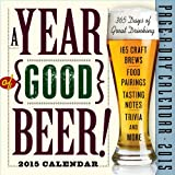 A Year of Good Beer! 2015 Page-A-Day Calendar