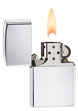 n zippo 1021250 briquet chrome chrome brillant zippo cuisine maison o5. Black Bedroom Furniture Sets. Home Design Ideas