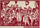 Vintage Chinese Propaganda THE INCEPTION OF THE GREAT PROLETARIAN CULTURAL REVOLUTION c1966 250gsm ART CARD Gloss A3 Reproduction Poster