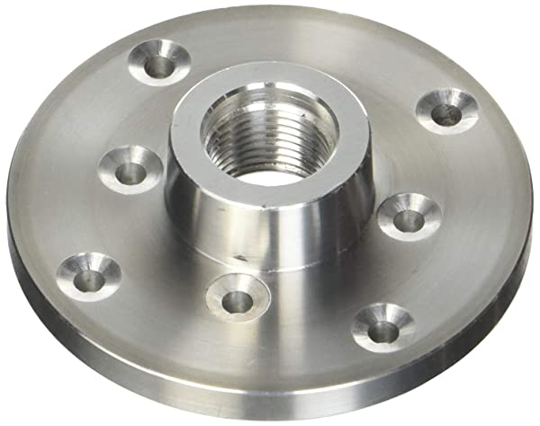 PSI Woodworking CF3 3 Lathe Faceplate for 3/4 x 16tpi Spindle (Tamaño: 3 Without Screwchuck)