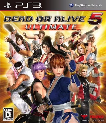【ゲーム 買取】DEAD OR ALIVE 5 Ultimate