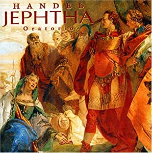 Handel:  Jephtha Oratoria
