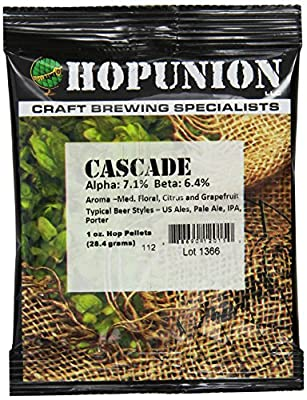 Cascade Hop Pellets for Home Brewing 3 oz. by Home Brew Ohio