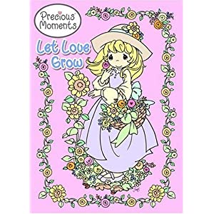 precious moments  coloring book