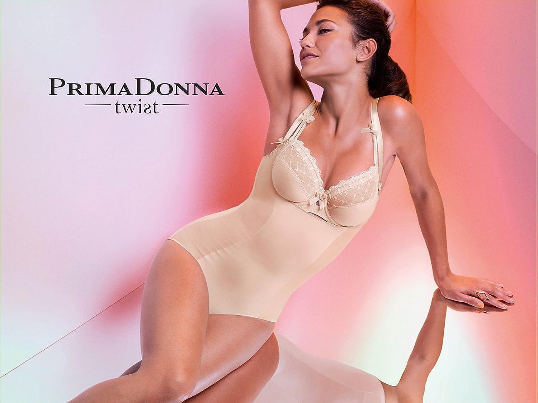 Prima Donna Twist - A LA FOLIE | String Verspielter String, deren Design auf die Korsettmode der 50er anspielt, hohe Beinabschlüsse (0641120)