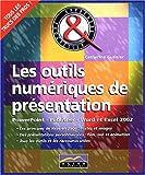 echange, troc Catherine Guénier - Les outils numériques de présentation