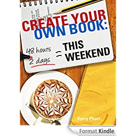 Create Your Own Book: This Weekend