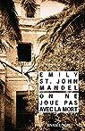 On ne joue pas avec la mort par St. John  Mandel