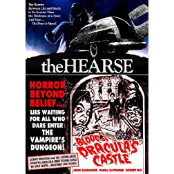 The Hearse / Blood of Dracula's Castle (Katarina's Nightmare Theater)