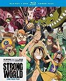 One Piece Film - Strong World Movie [Blu-Ray + Dvd]