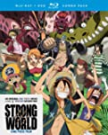 One Piece - Strong World [Blu-ray + DVD]