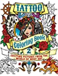 Tattoo Coloring Book 2: Exciting Pict...
