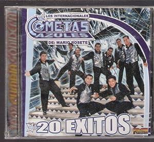 """Los Cometas Azules """"20 Exitos"""""""