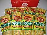 スナック コーン!なまらうまいんでないかい!とうきび(50g)×10袋 北海道産とうもろこし 無添加 素材菓子 ノンフライフリーズドライ製法。トウモロコシ約2本分が入った大袋チャックタイプ