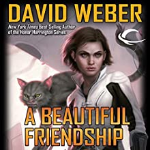 A Beautiful Friendship: Star Kingdom, Book 1 (       UNABRIDGED) by David Weber Narrated by Khristine Hvam