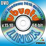 Ubuntu 15.10 Linux DVD 64-bit Full In...
