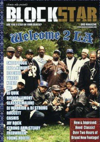 DVD : Snoop Dogg - Blockstar: Snoop Dogg [Explicit Content] (DVD)