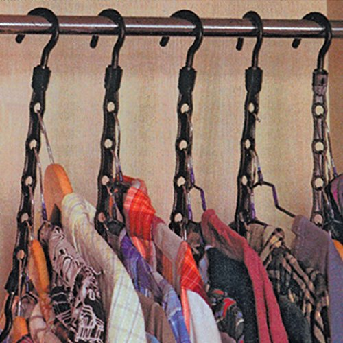 Amazing Hanger Space Saver Hanger 10pc Value Pack (Hanger Space Saver compare prices)