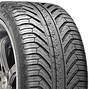 Michelin Pilot Sport A/S Plus Radial Tire – 225/60R16 98Z