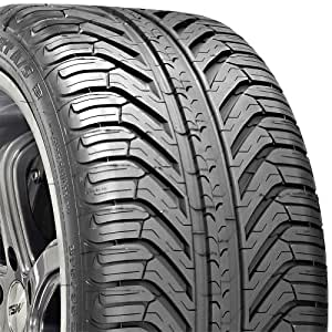 Michelin Pilot Sport A/S Plus Radial Tire - 255/40R18 95Z