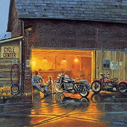 1000 Piece Harley Davidson Jigsaw Puzzle