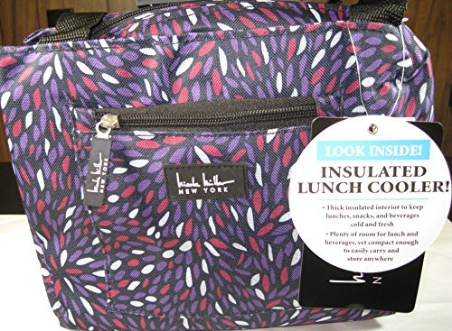nicole-miller-of-new-york-insulated-lunch-cooler-petals-navy-11-lunch-tote-by-nicole-miller