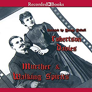 Murther and Walking Spirits Audiobook
