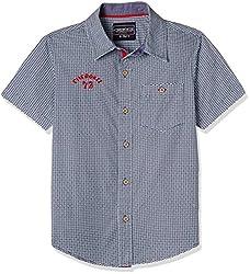 Cherokee Boys' Shirt (267983721_Blue_11 - 12 years)