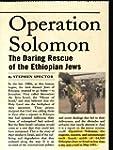Operation Solomon: The Daring Rescue...