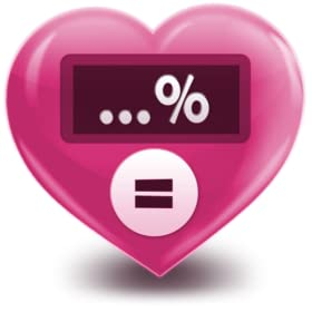 Love Test Calculator FREE!