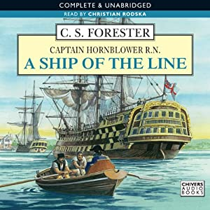 A Ship of the Line | [C. S. Forester]