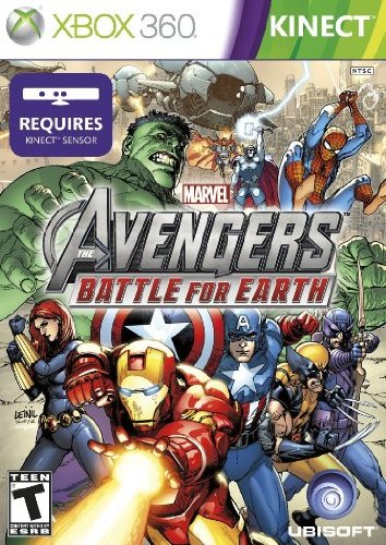 Marvel Avengers: Battle For Earth - Kinect