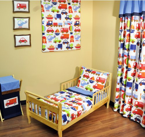 Toddler Beds Boys 8965 front
