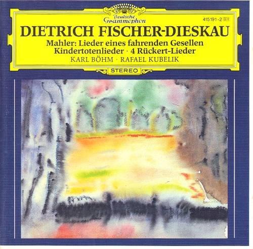 Lieder eines fahrenden Gesellen : Chants d'un Compagnon Errant | Mahler, Gustav (1860-1911)