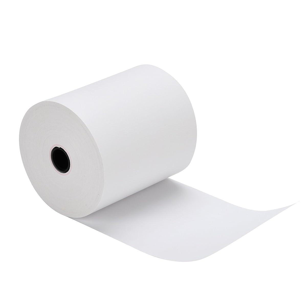 "MFLABEL 50 Rolls 2 1/4"" x 85 Thermal Paper Cash Register POS Receipt Paper"