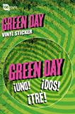 Green Day - Uno, Dos, Tre - Vinyl Sticker