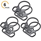 Ar15 End Plate Slinggs Mount End Plate Slinggs Adapter Ar15 Accessories Hand Tools (Tamaño: 6 Pack)