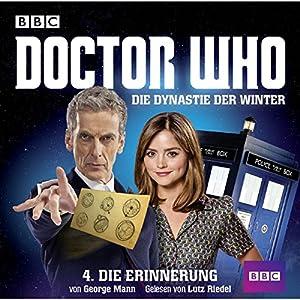 Die Erinnerung (Doctor Who: Die Dynastie der Winter 4) Hörbuch
