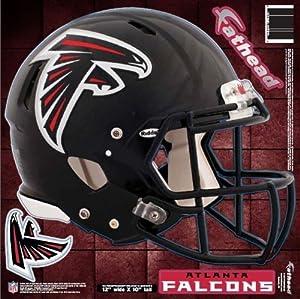 Atlanta Falcons Fathead Helmet + Logo + Sign Set of 3 Official NFL Vinyl Wall...