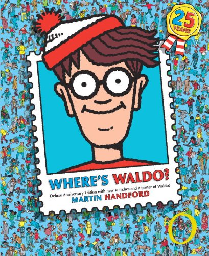 Where'S Waldo?: Deluxe Edition front-696428