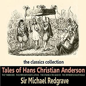 Tales of Hans Christian Andersen Audiobook